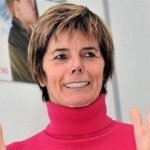 Annie Famose, marraine de promotion