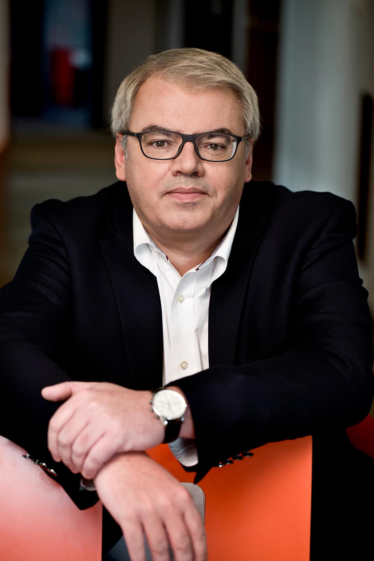 Frédéric Pierre Roulot, parrain de promotion à Savignac