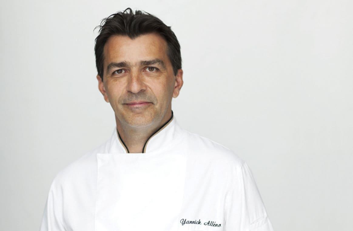 Yannick Alleno, parrain de promotion à Savignac