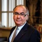 Serge Trigano, parrain de promotion à Savignac