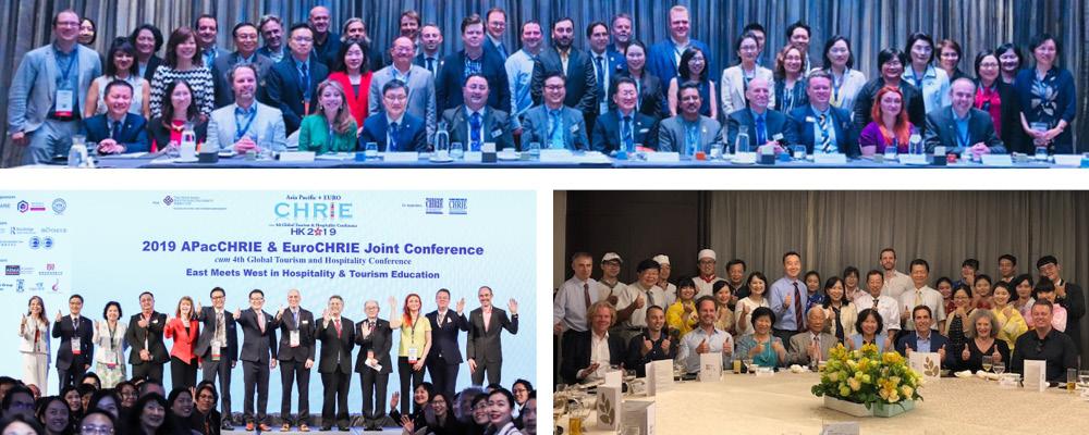 Joint conférence en Asie (Apachrie et Eurochrie)