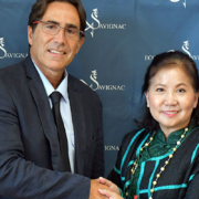 signature partenariat avec NKUHT Taïwan