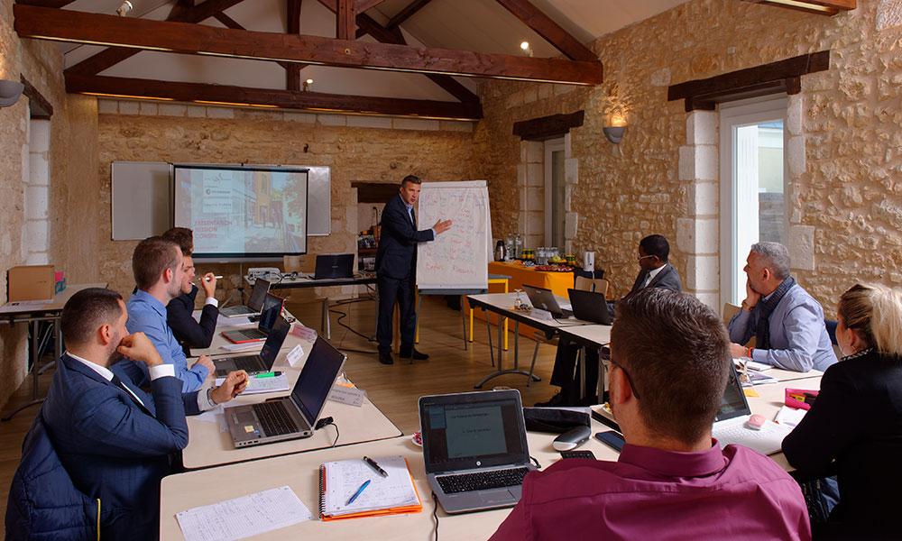 formation continue à l'Ecole de Savignac