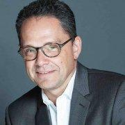 Jacques Horrent, parrain de l'Ecole de Savignac en 2020