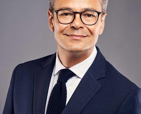 Bertrand Mothe, alumni de l'école de Savignac