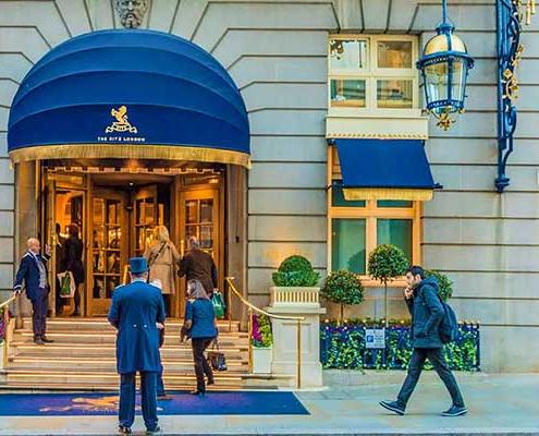 métiers de l'hôtellerie de luxe